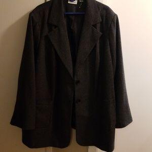 Boyfriend style women's blazer